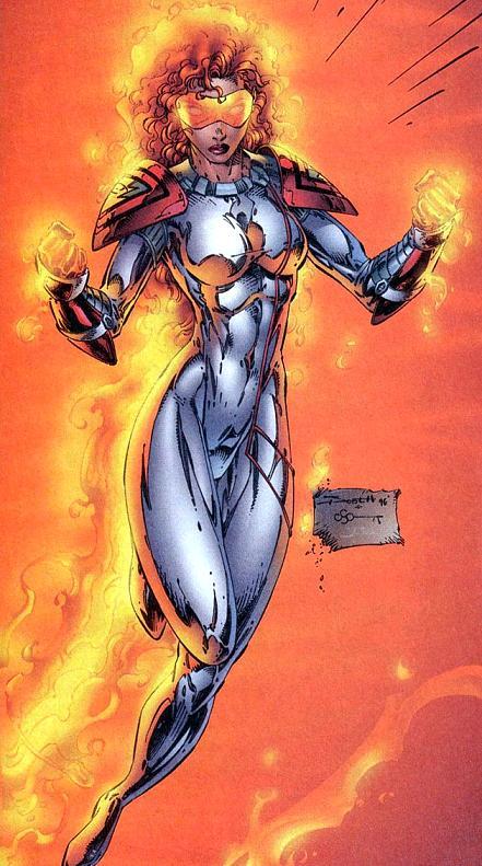 Lauren Pennington (Wildstorm Universe)