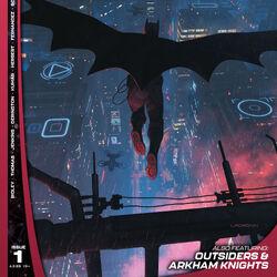 Future State: The Next Batman Vol 1 1