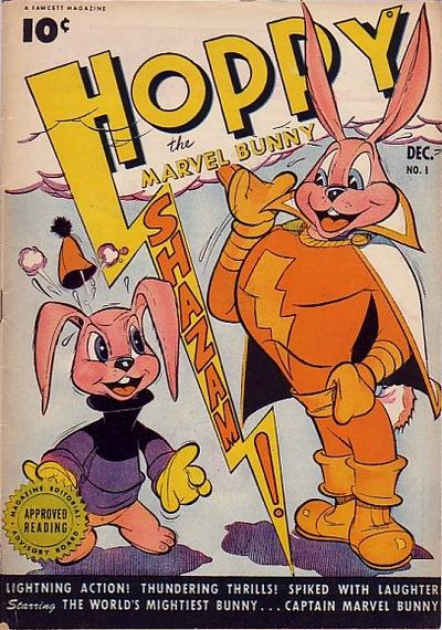 Hoppy the Marvel Bunny Vol 1