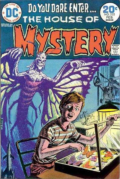 House of Mystery Vol 1 222