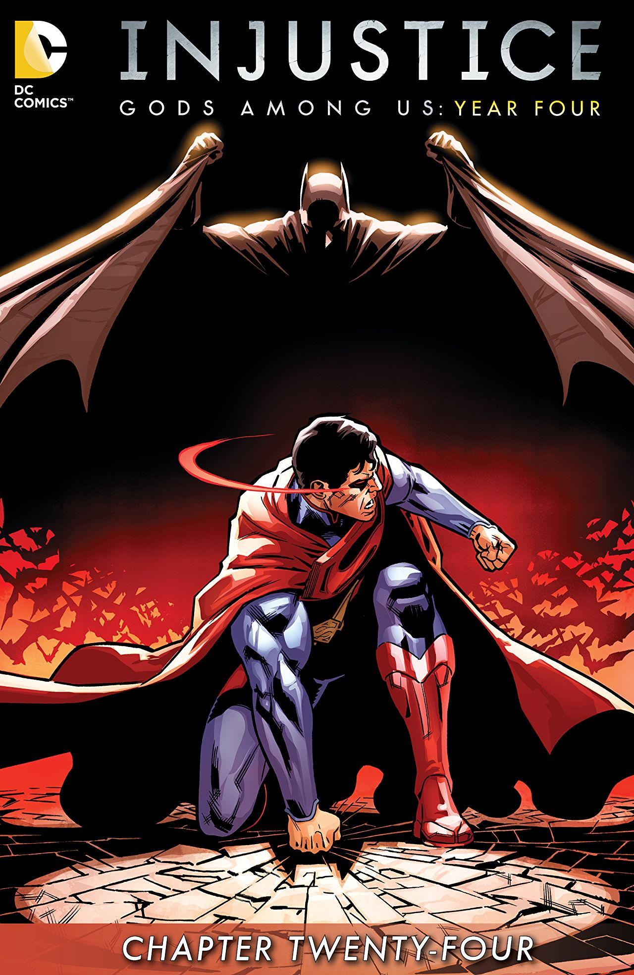 Injustice: Gods Among Us: Year Four Vol 1 24 (Digital)