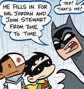 John Stewart Tiny Titans 0001
