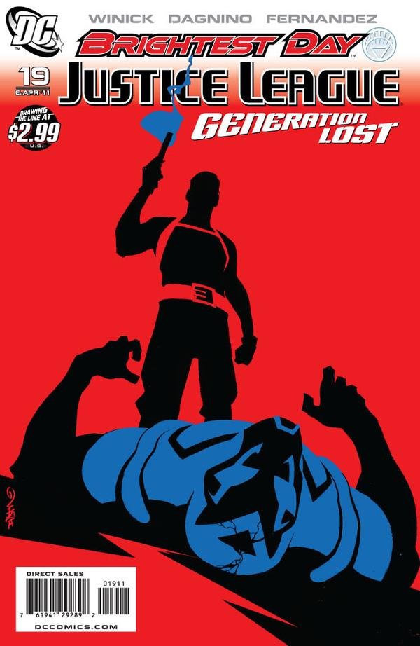 Justice League: Generation Lost Vol 1 19