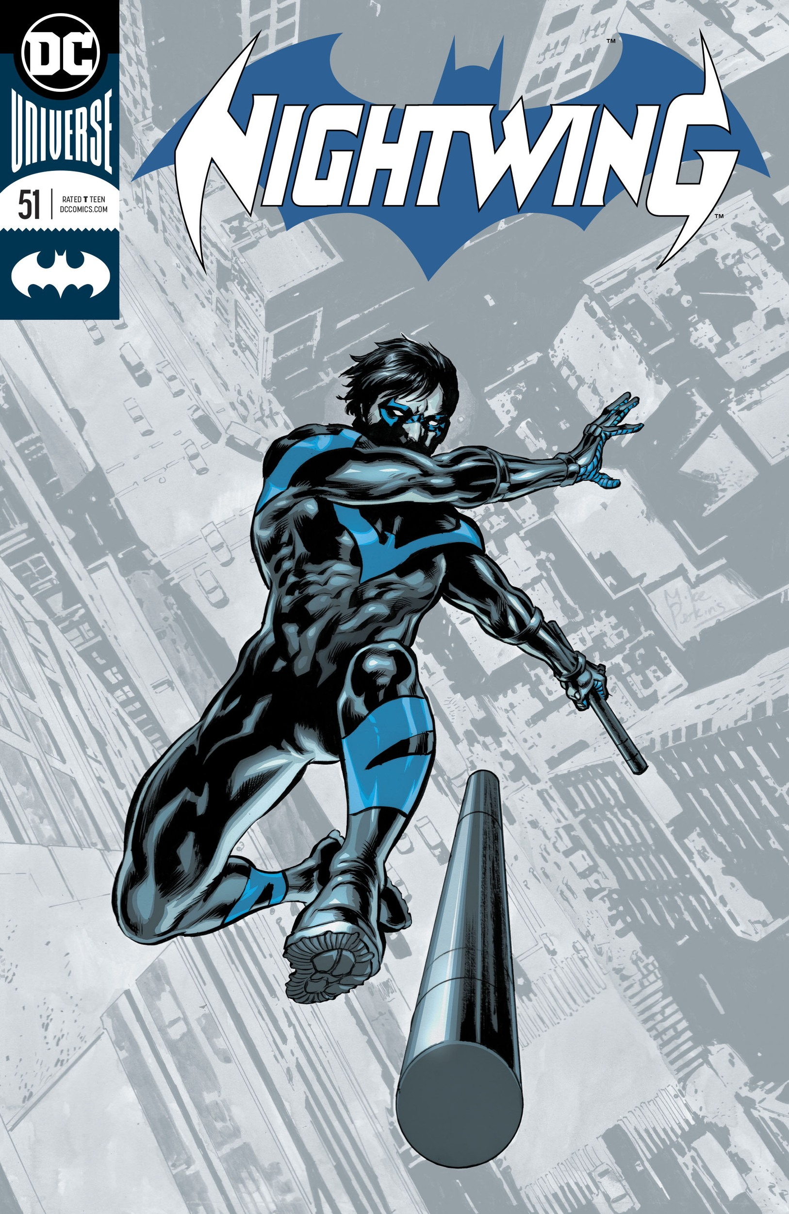 Nightwing Vol 4 51