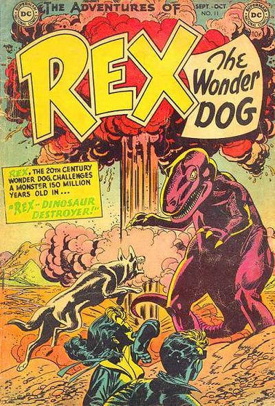 Adventures of Rex the Wonder Dog Vol 1 11