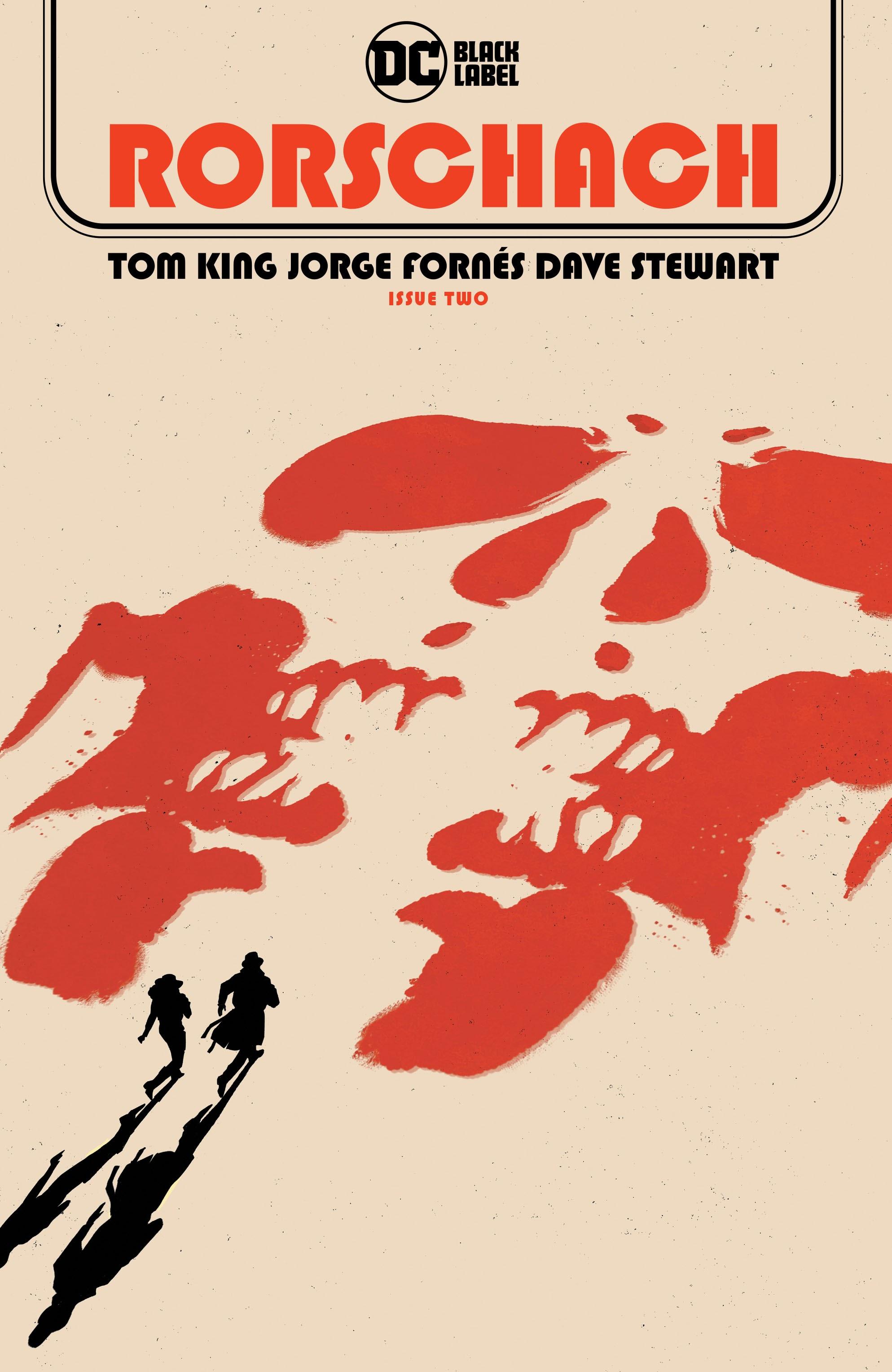 Rorschach Vol 1 2