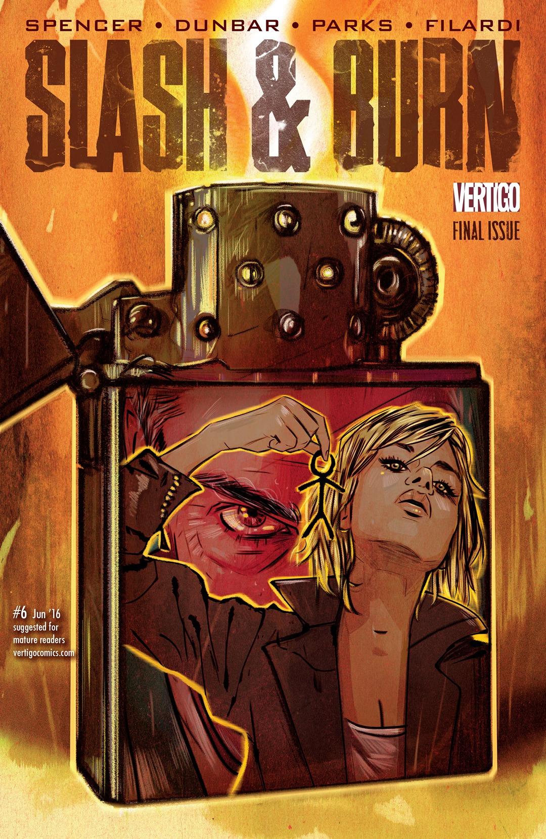 Slash & Burn Vol 1 6