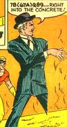 Spectre Johnny Quick villain