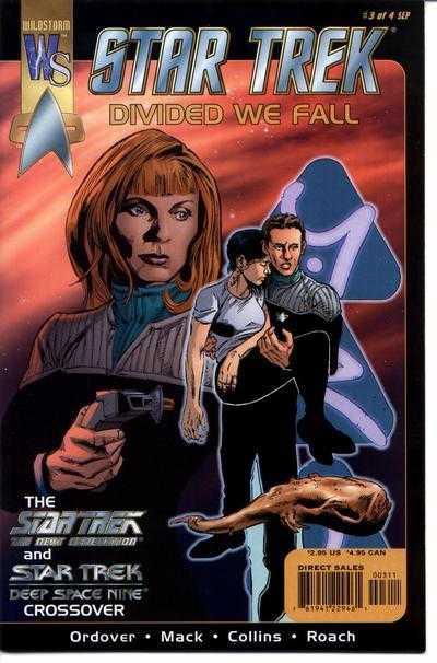 Star Trek: Divided We Fall Vol 1 3