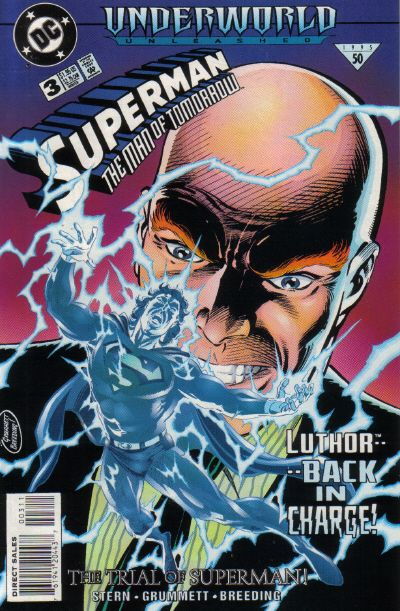Superman: The Man of Tomorrow Vol 1 3