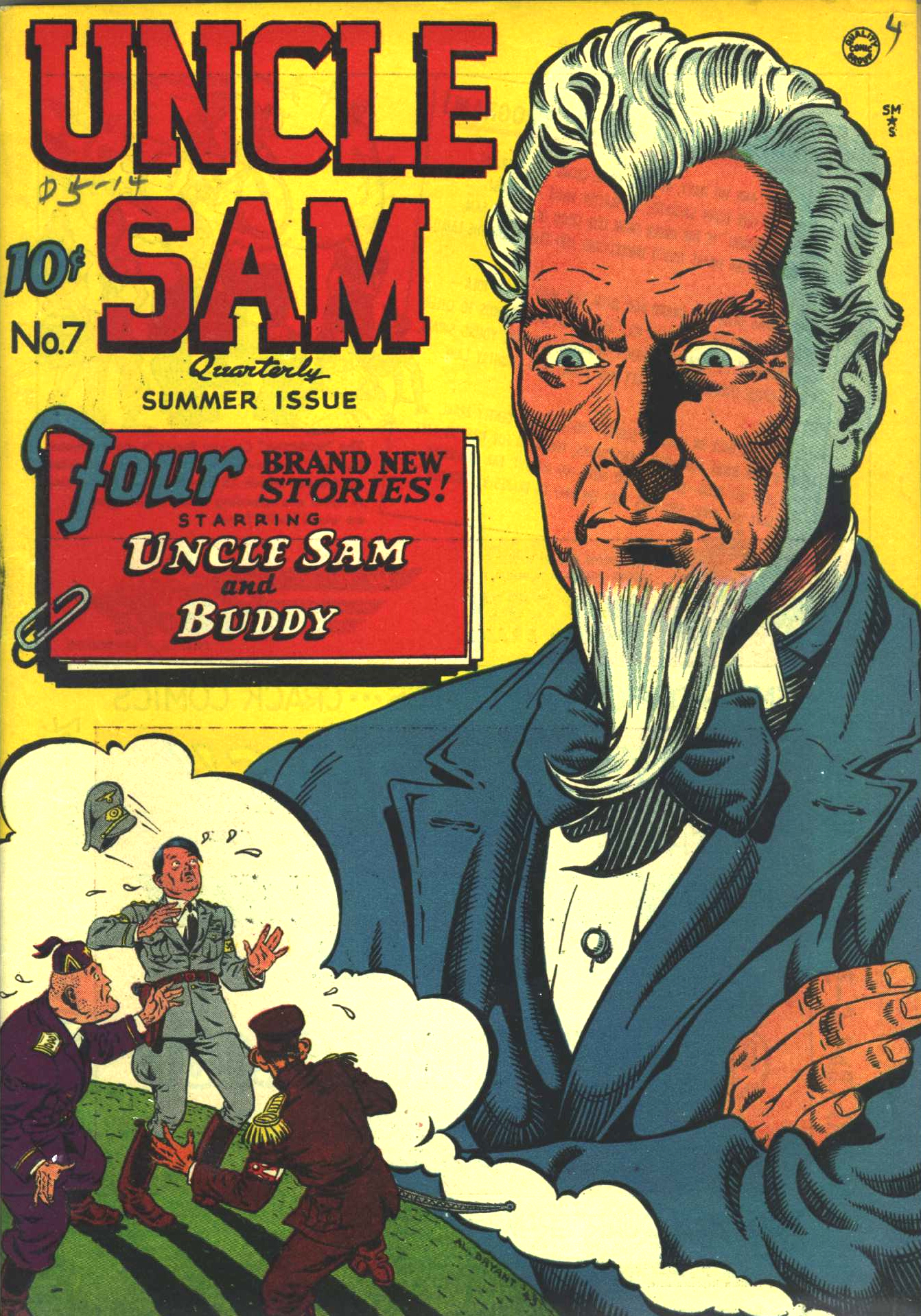 Uncle Sam Quarterly Vol 1 7