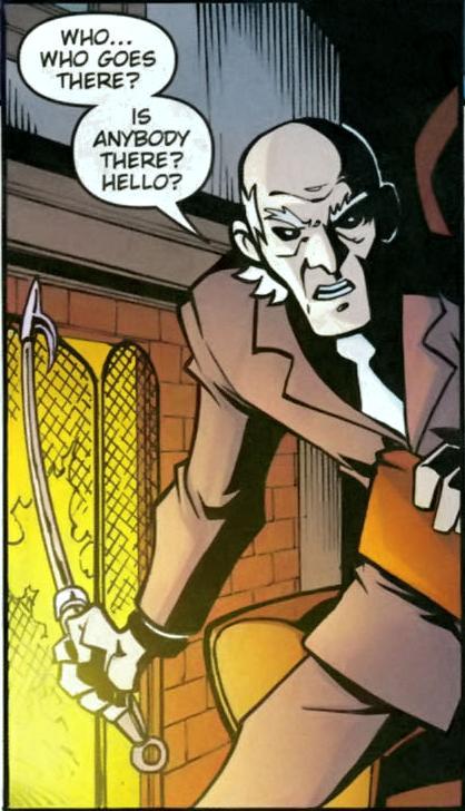 William Randolph Wintergreen (Teen Titans TV Series)