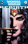 Wonder Woman Rebirth Vol 1 1