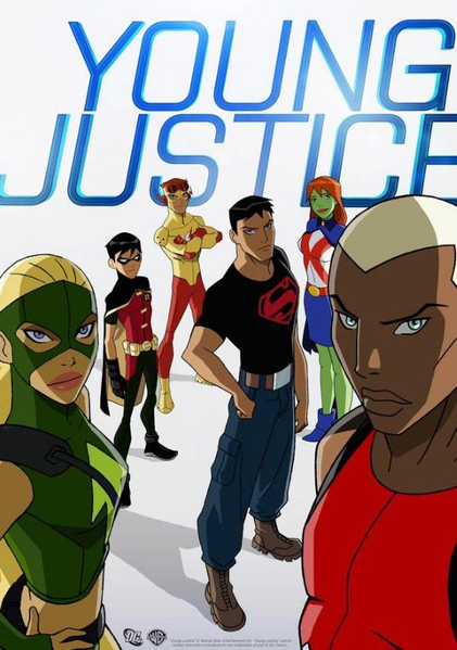 Young Justice (TV Series) Episode: Salvage