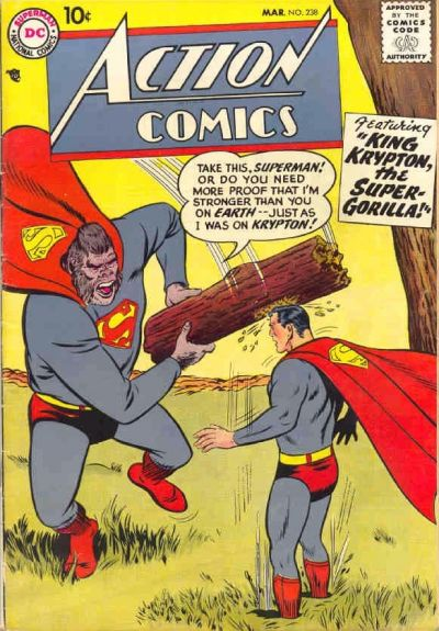 Action Comics Vol 1 238