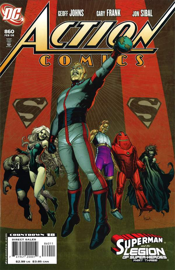 Action Comics Vol 1 860