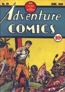 Adventure Comics Vol 1 39