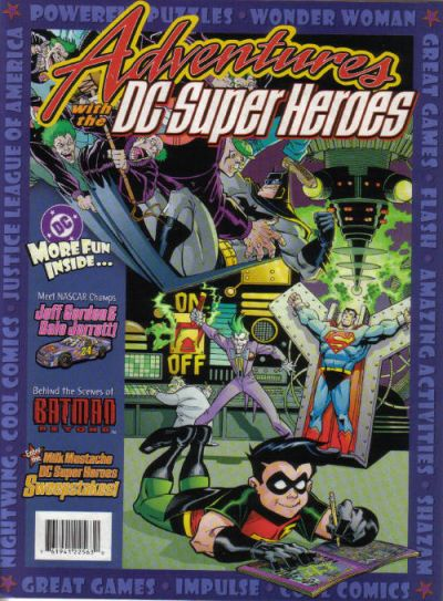 Adventures with the DC Super Heroes