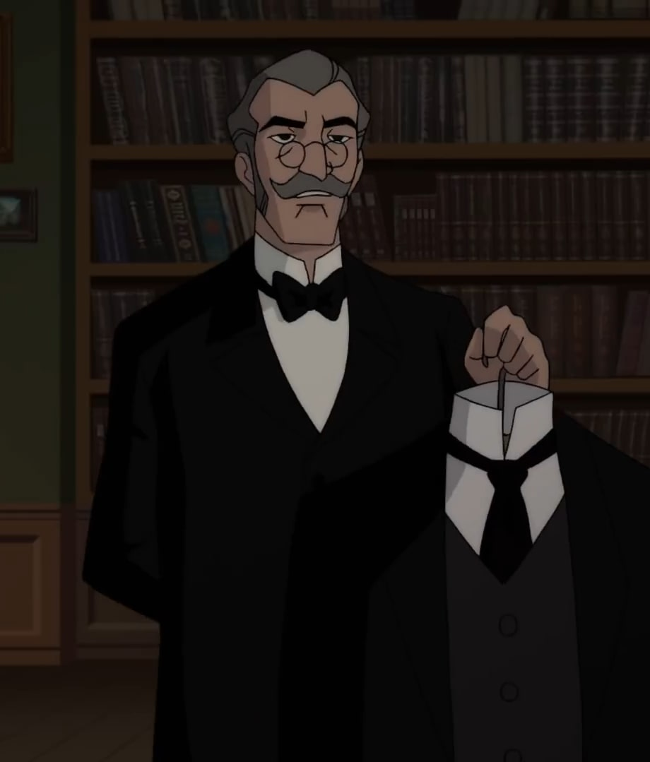 Alfred Pennyworth (Gotham by Gaslight Movie)
