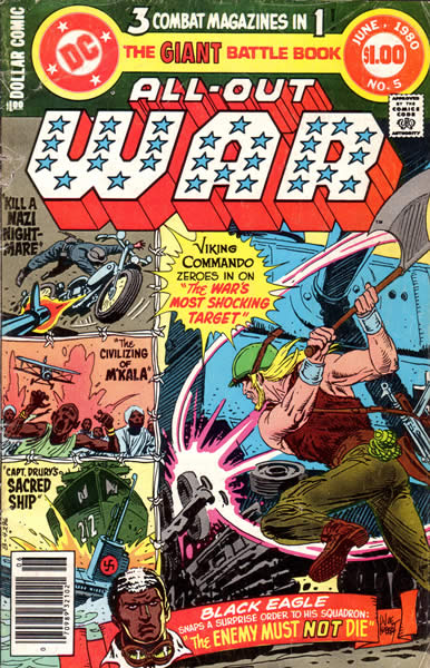 All-Out War Vol 1 5