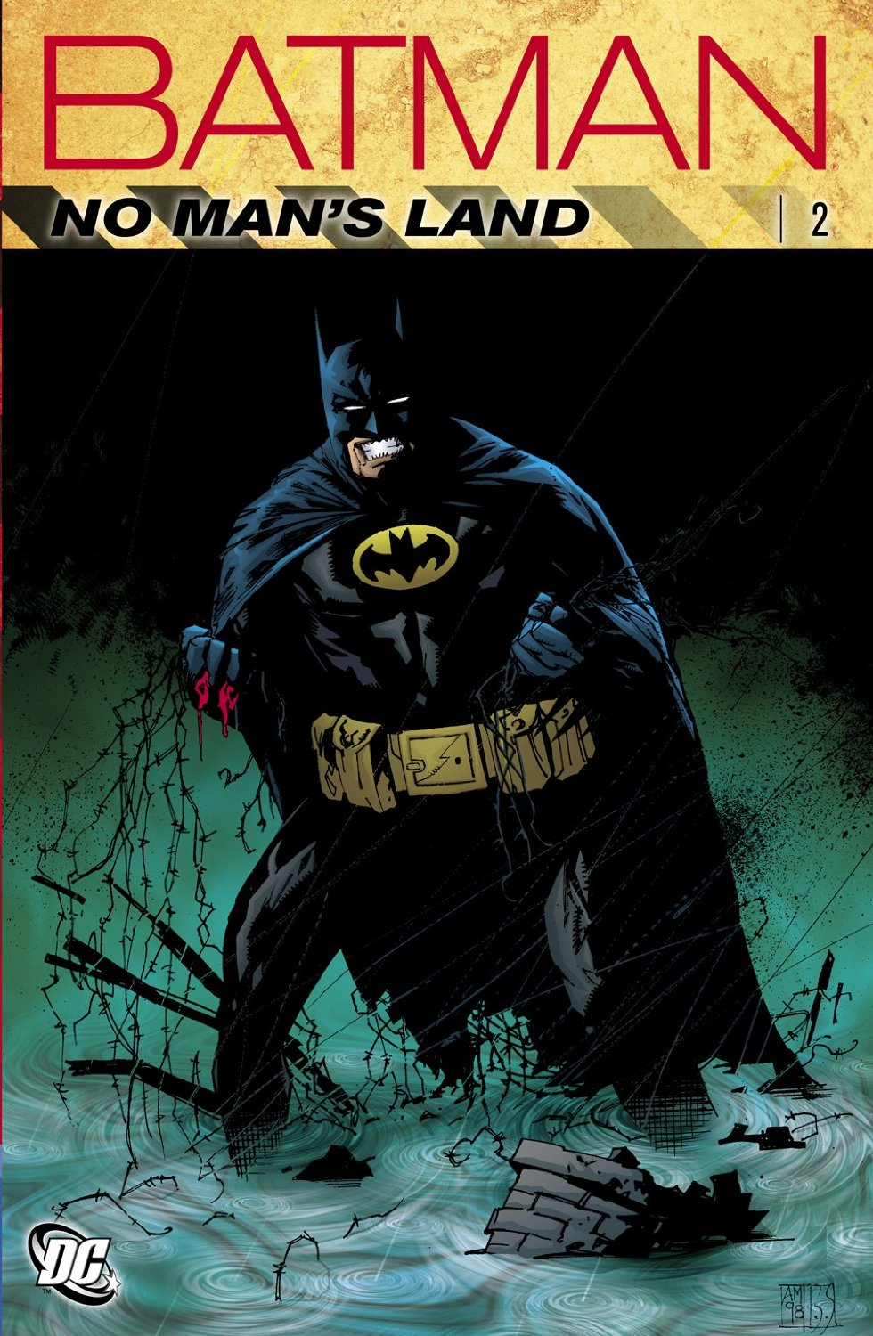 Batman: No Man's Land (2011/2012 Edition) Vol 2 (Collected)