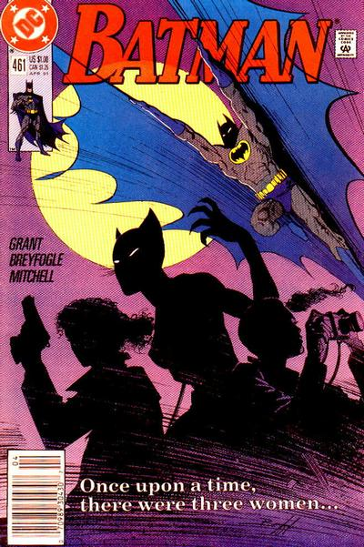 Batman Vol 1 461