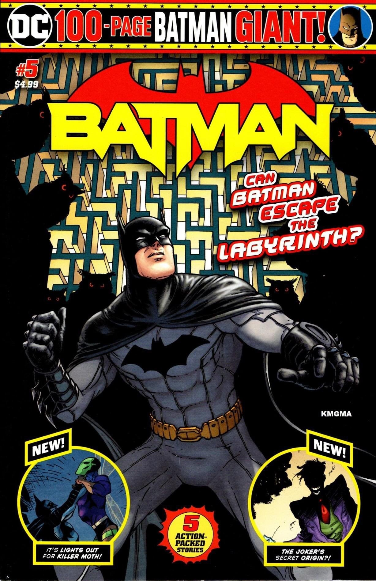 Batman Giant Vol 2 5