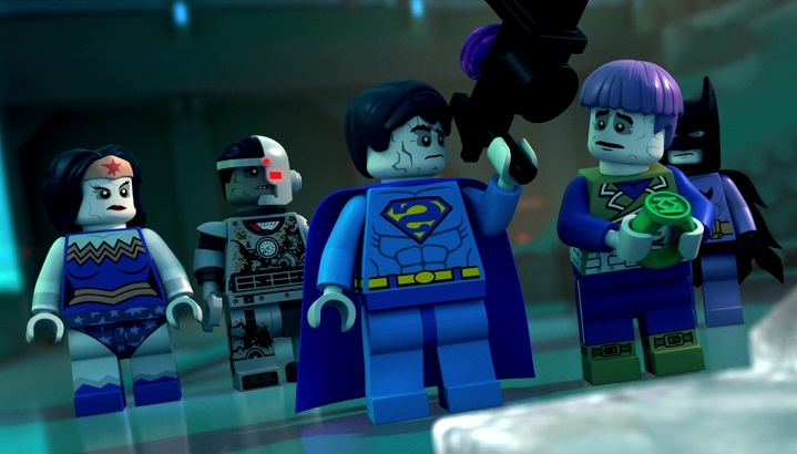 Bizarro League (Lego DC Heroes)