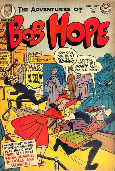 Adventures of Bob Hope Vol 1 15
