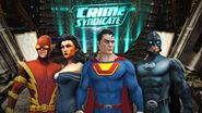 Crime Syndicate DC Universe Online 0001