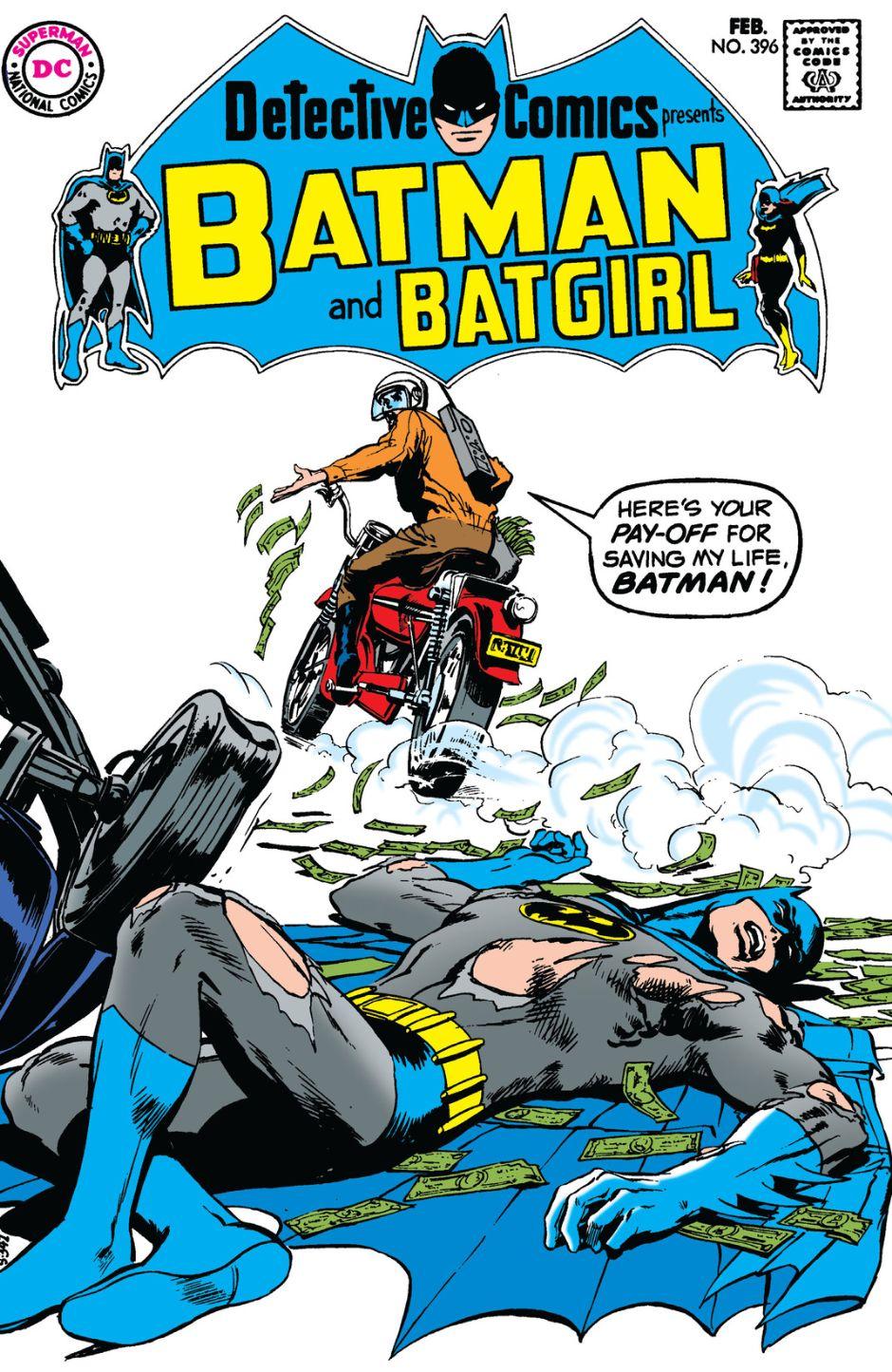Detective Comics Vol 1 396