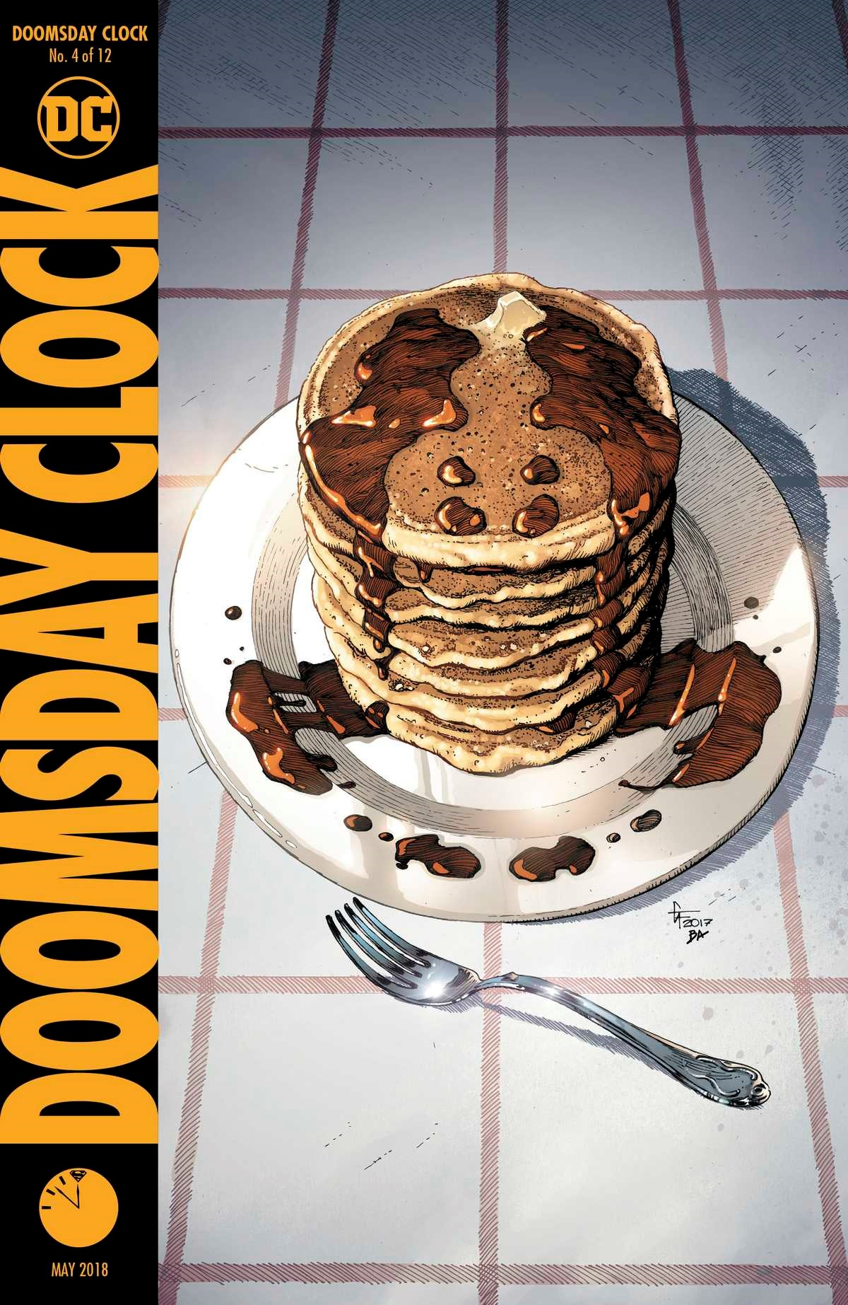 Doomsday Clock Vol 1 4
