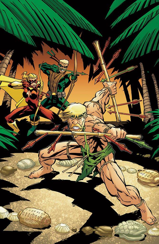 Green Arrow Vol 3 67