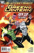 Green Lantern Vol 4 47A