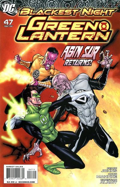 Green Lantern Vol 4 47