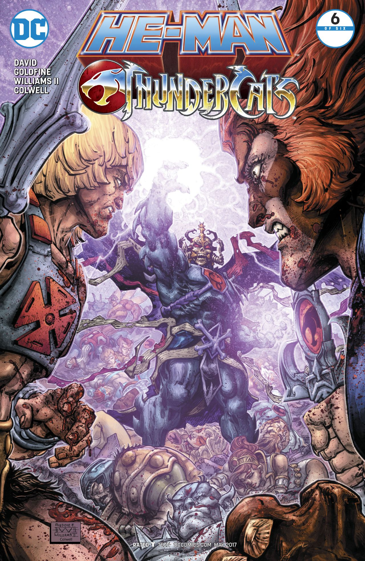 He-Man/Thundercats Vol 1 6