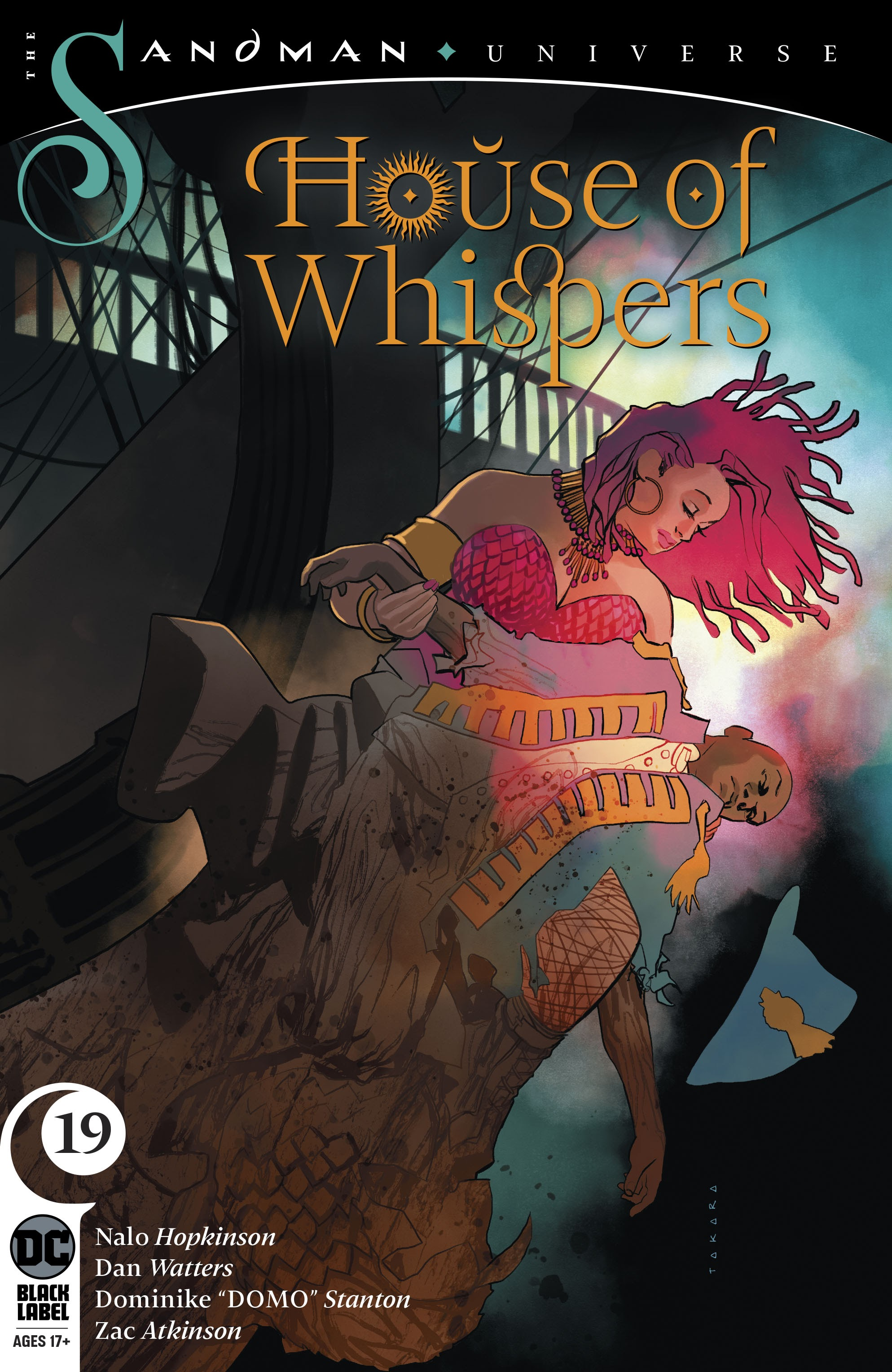 House of Whispers Vol 1 19