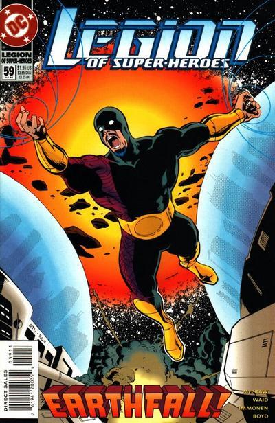 Legion of Super-Heroes Vol 4 59