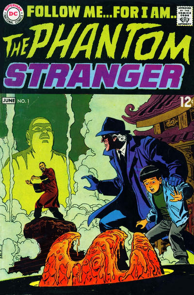 The Phantom Stranger Vol 2 1