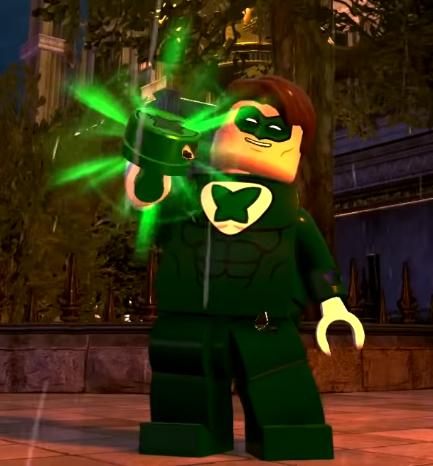 Harold Jordan (Lego Batman: Earth 3)
