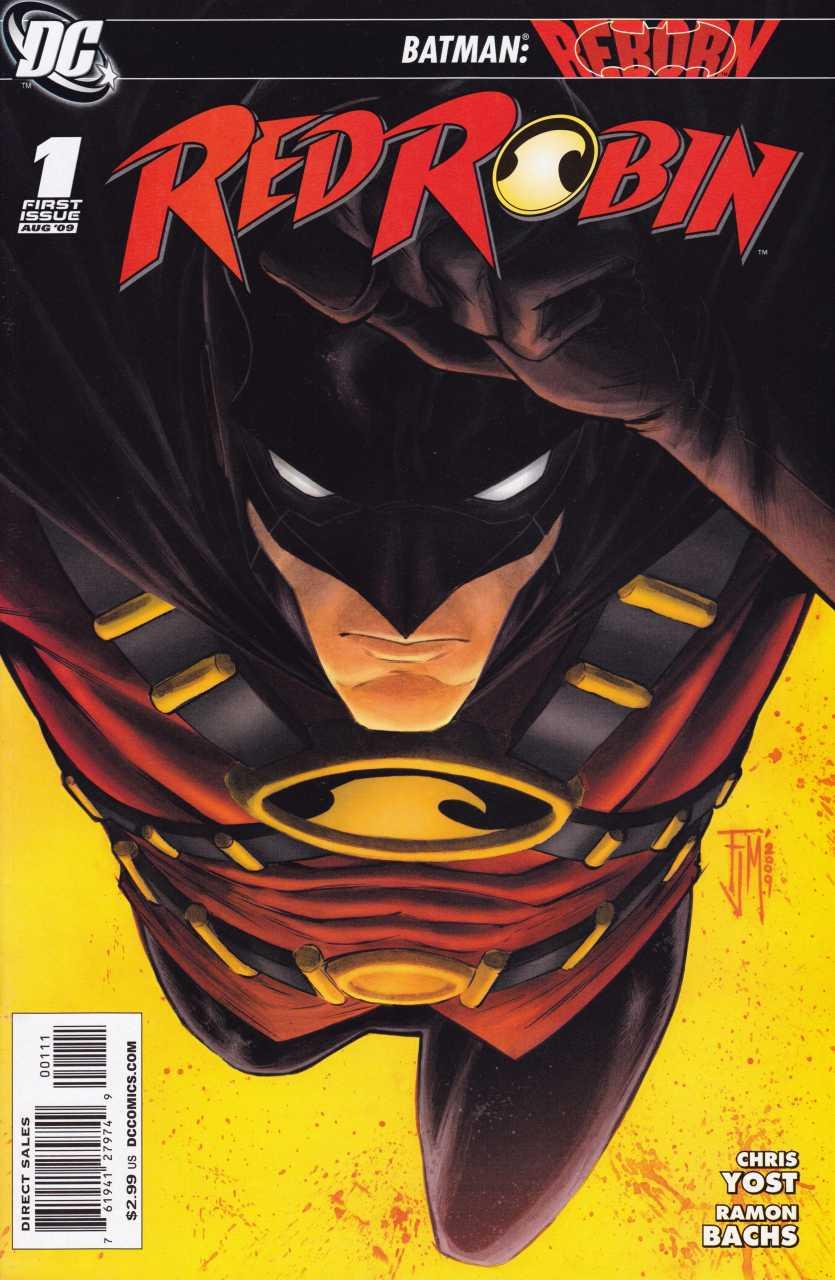Red Robin Vol 1