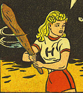 Roberta Strong (Earth-Two)