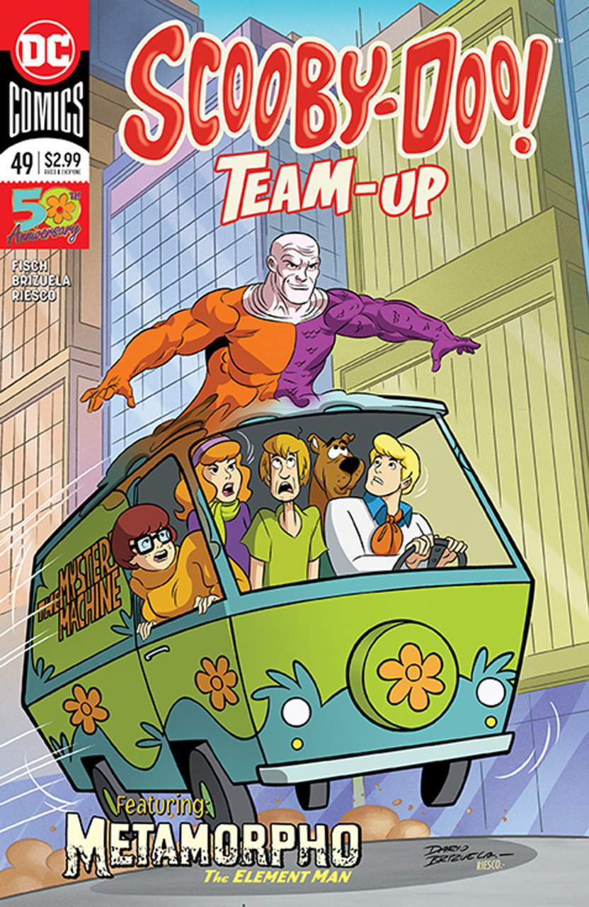 Scooby-Doo! Team-Up Vol 1 49