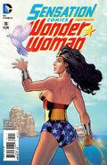 Sensation Comics Featuring Wonder Woman Vol 1 11