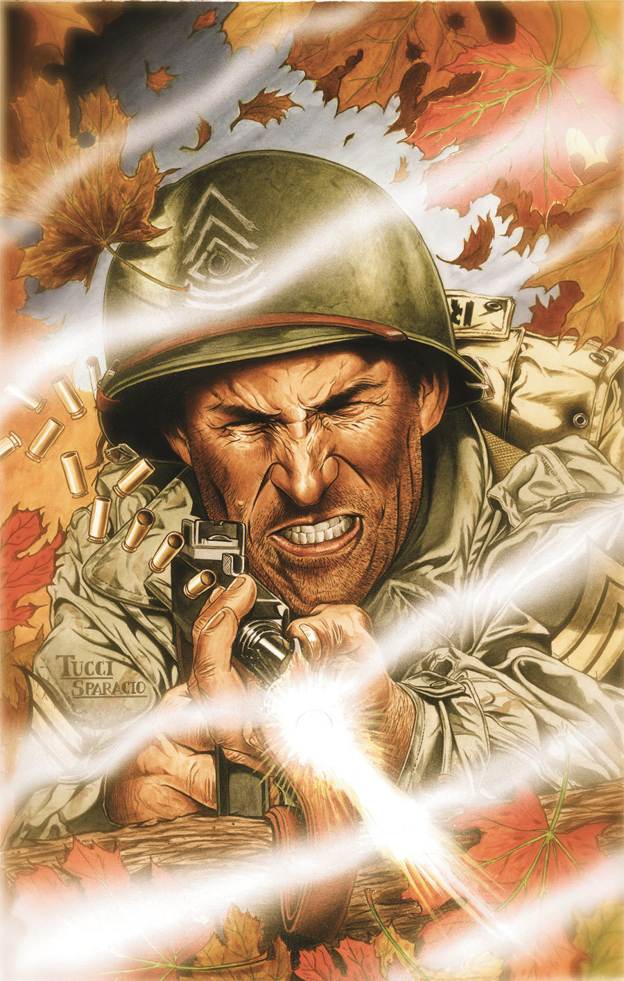 Sgt. Rock: The Lost Battalion Vol 1 3
