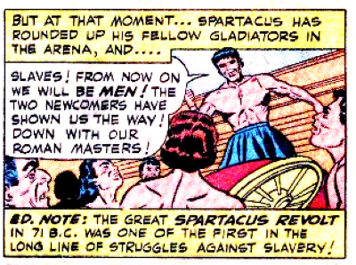Spartacus (New Earth)