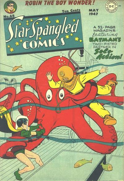 Star-Spangled Comics Vol 1 68