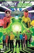 Star Trek Green Lantern Stranger Worlds Vol 1 6
