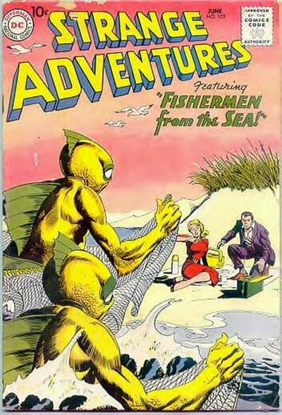 Strange Adventures Vol 1 105