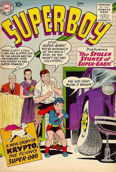 Superboy Vol 1 71